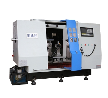 数控旋压机为提高旋压件的精度提供先决条件