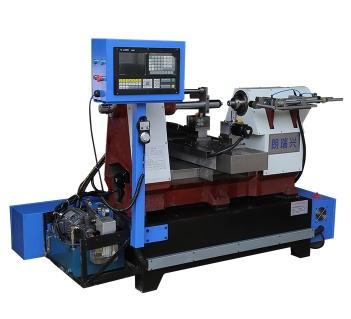 全自动旋压机已形成近代金属压力加工一个新领域